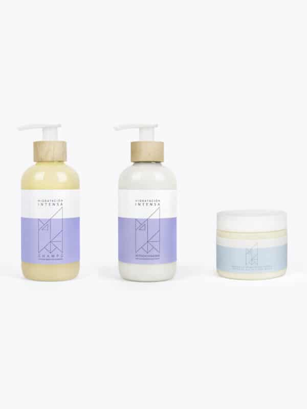 full hair treatment pack tratamiento corporal